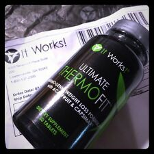 It Works! Ultimate ThermoFit 60 Tablets Supplement