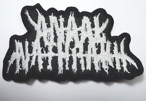 ANAAL-NATHRAKH-SHAPED-LOGO-EMBROIDERED-PATCH