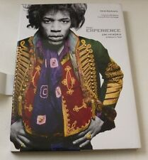 The Experience - Jimi Hendrix at Mason's Yard - GERED MANKOWITZ SIGNED ART BOOK