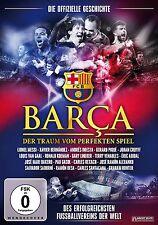 Barça - Der Traum vom perfekten Spiel [DVD] *NEU* Lionel Messi FC Barcelona