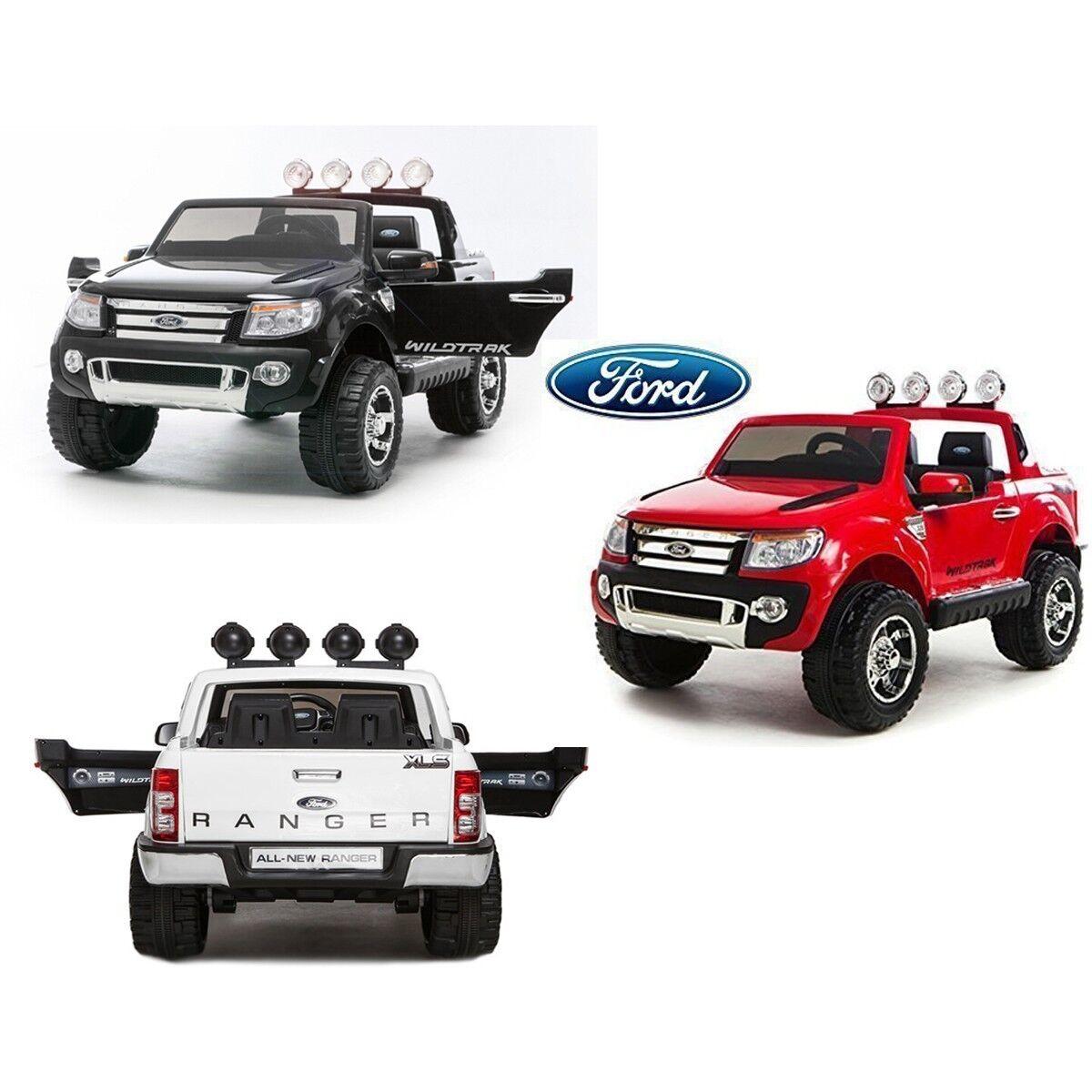 Kinder Elektroauto Ford Ranger SUV Jeep Elektro Kinderfahrzeug Kinderauto 12V