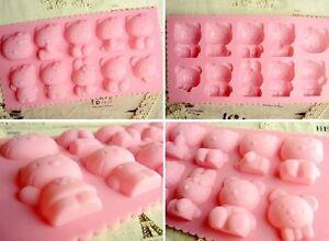Ice-Tray-Mold-Rilakkuma-Hello-Kitty-Rabbit-Bear-shaped-ice-cube-Silicone-Mold