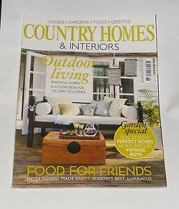 country homes interiors june 2009 outdoor living garden special