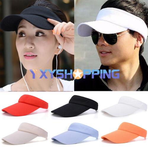 Unisex Sun Visor Cap Schirmmütze Golfcap Sonnenschutz Tenniscap Sonnen Basecap