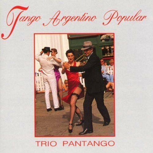 Trio Pantango Tango Argentino Popular (14 tracks)  [CD]