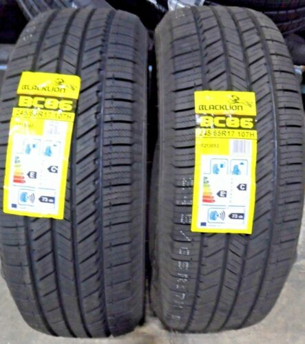 NEW 245 65 17 Blacklion BC86  Fantastic 4X4 TYRE   245/65/R17 2456517