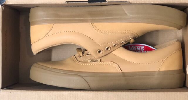 67b6837f74 VANS Era Vansbuck Light Gum Mono Shoes Size Men 7 Women 8.5 for sale ...