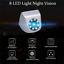 Car-Front-Side-Rear-View-Backup-Camera-Reversing-8-LED-Night-Vision-Waterproof thumbnail 2