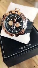 03860946c6fd item 3 Men s Emporio Moda Italia Chronograph Watch No. 6365 in Box -Men s Emporio  Moda Italia Chronograph Watch No. 6365 in Box