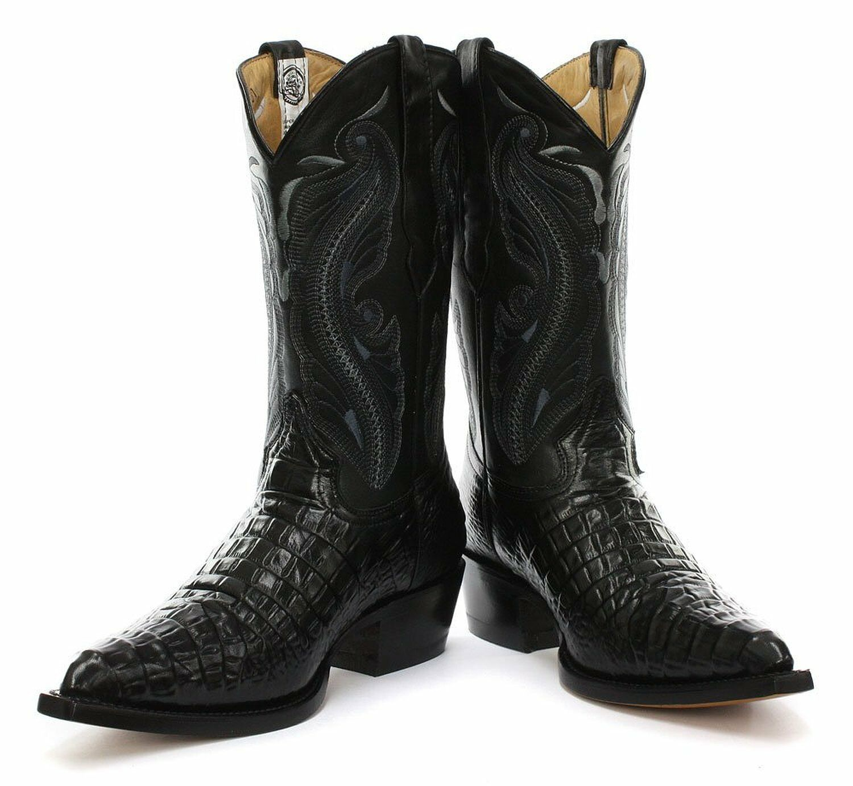 NEUF Femme Indiana meuleuses Noir Cuir Véritable Cowboy Cowboy Cowboy Western Bottes Mi-Mollet toe | Elaborer  ef9f34