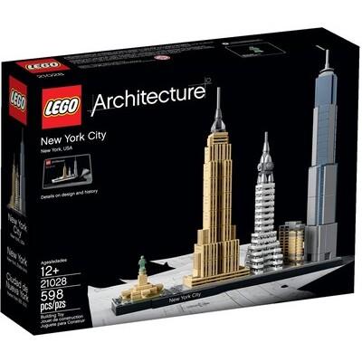 LEGO 21028 New York City Architecture from Tates Toyworld