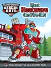 Meet Heatwave the Fire Bot by Autumn Publishing Ltd (Paperback, 2014)