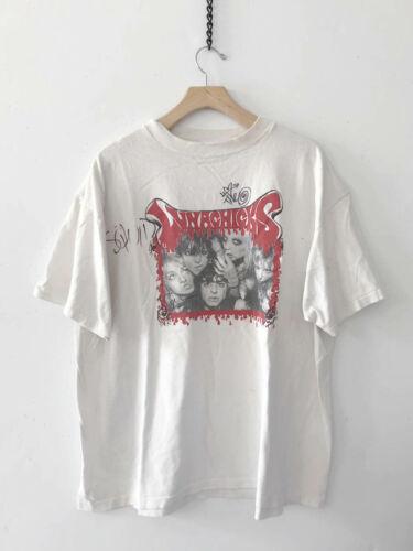 ⭕ 90s Vintage Lunachicks shirt : punk hardcore bik