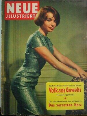 Neue Illustrierte Nummer 8 22. Februar 1958 B-17471