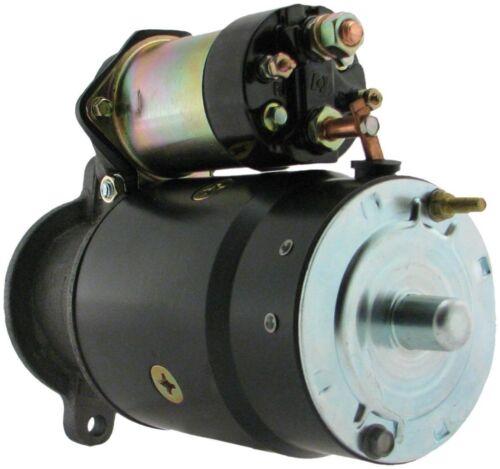 NEW STARTER  CLARK FORKLIFT C500-45 C500-45 C500-50 C500-55 1636179  4246-USA