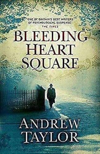 Bluten Herz Quadratisch Hardcover Andrew Taylor