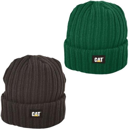Cat Caterpillar Rippen Uhr Mütze Winter Arbeitskleidung Mode Strick Kappe