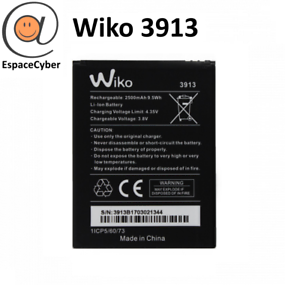 Batterie-Wiko-3913-Lenny-4-Lenny-4-Plus-Harry-2500-mAh