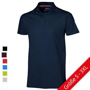 Slazenger-Advantage-Poloshirt-Herren-Polo-Shirt-NEU-S-XXXL