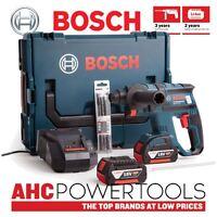 Bosch Gbh18v-ec 18v Li-ion Sds Plus Cordless Rotary Hammer Drill Brushless