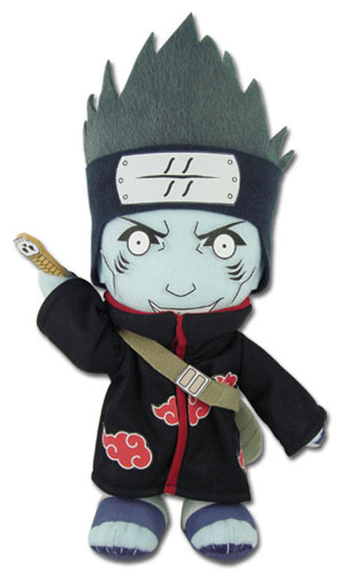 REAL Great Eastern (GE-8970) Naruto Shippuden 10  Kisame Hoshigaki Stuffed Plush