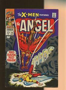 X-Men 44 VG/FN 5.0 * 1 Book Lot * 1st Red Raven! Brotherhood of Evil Mutants!
