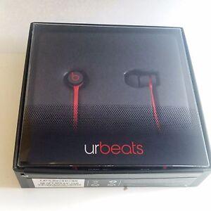 Beats By Dr. Dre Urbeats 2.0 In-ear Stereo Headphone Matte Black ... f70ead088