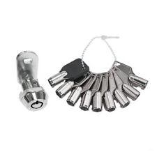 Suzo Happ High Security Gemetic Lock Tubular Cam Lock Change Key 2421 Key Gs818