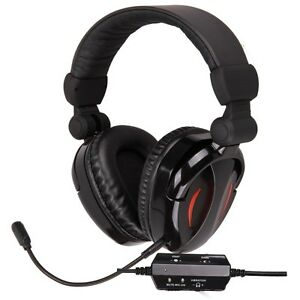 Gaming-Headset-for-PS3-XBox-360-MAC-PC-game-sound-chat-2-1-EXTRA-BASS-Stereo