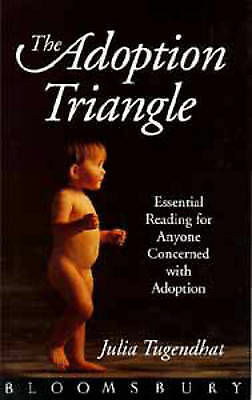 1 of 1 - Julia Tugendhat-The Adoption Triangle  Paperback BOOK NEW