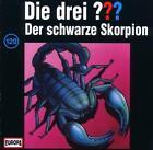Die drei ??? (120) Der schwarze Skorpion von Jens Wawrczeck, Alfred Hitchcock und Oliver Rohrbeck (2005)