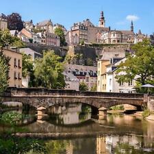 Luxemburg Wochenende Kurzreise für 2 Urlaub Hotelgutschein 2 Personen 3 Tage