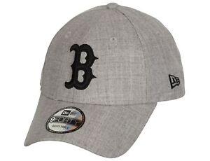 c1e7c94a242 New Era Heather Essential 9Forty Cap ~ Boston Red Sox 192526855476 ...