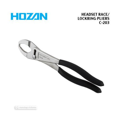 Made in Japan Hozan Tools C-203 Headset Race//Lockring Pliers
