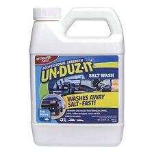 Legend Brands Un Duz It Salt Wash Concentrate For Boat Rv Automobiles Strea