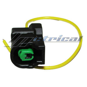 Image Is Loading Alternator Repair Plug Connector Harness Pigtail 1pin For