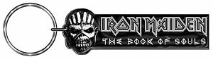 Iron-Maiden-Libro-of-Souls-Portachiavi-301308