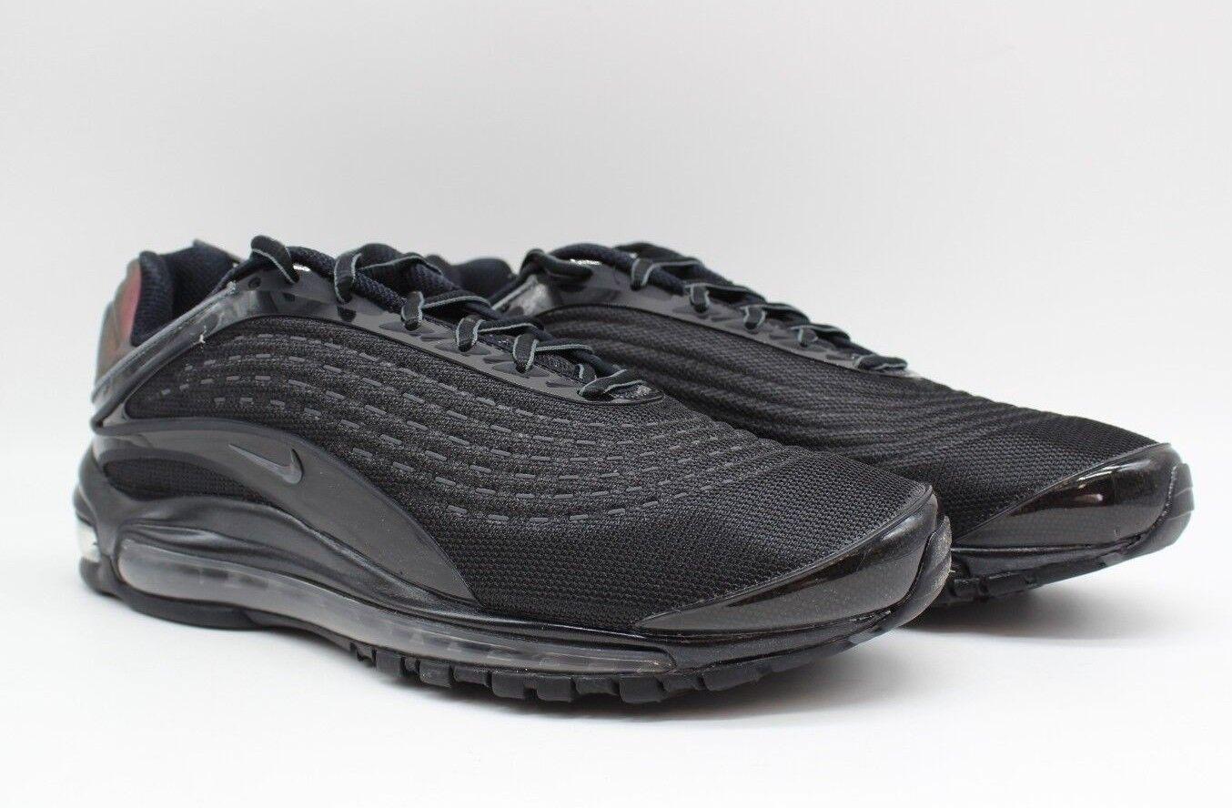 Nike Nike Nike Air Max Deluxe QS Triple Black Reflective 3M OG AV2589-001 - Brand New 781df5
