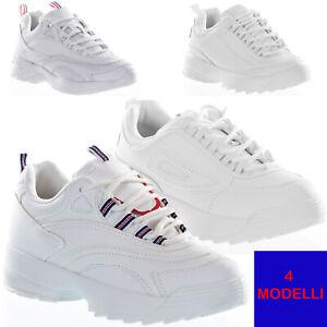Scarpe-Sneakers-Uomo-Donna-Da-Passeggio-Ginnastica-Corsa-Sport-Jazz-Shadow-s31x