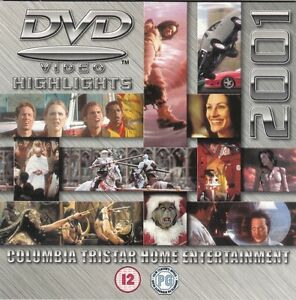 PROMO DVD   DVD VIDEO HIGHLIGHTS   COLUMBIA TRISTAR - <span itemprop=availableAtOrFrom>ABERDEEN, Aberdeen City, United Kingdom</span> - PROMO DVD   DVD VIDEO HIGHLIGHTS   COLUMBIA TRISTAR - ABERDEEN, Aberdeen City, United Kingdom