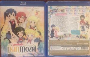Hello-kinmoza-la-collezione-completa-Blu-ray-Disc-2016-2-Disc-Set