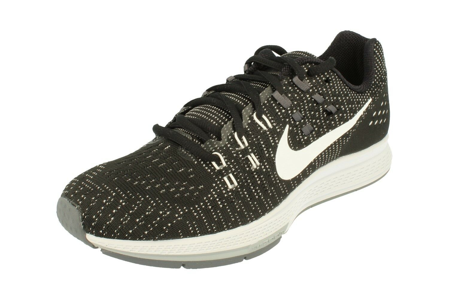 Nike Trainers Air Zoom Structure 19 Mens Running Trainers Nike 806580 Sneakers Shoes 001 188907