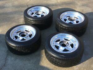 Ferrari Testarossa 1985 1986 1987 1988 4 Set 16 17 Spline Drive Wheel Like Gto Ebay
