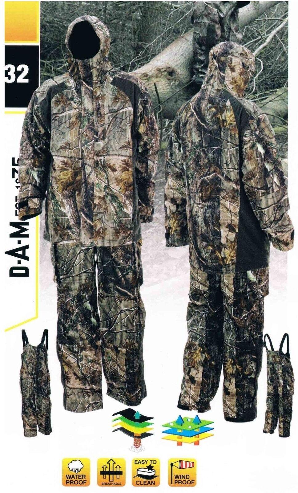 MAD Guardian Pro Trousers Thermohose Realtree Xtra Jagd- Angel-HoseNEU
