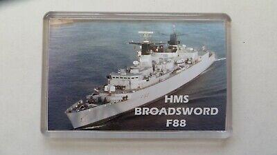 HMS APOLLO F70 ACRYLIC FRIDGE MAGNET