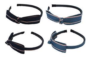 Damen-accessoires Haarreifen Haarreif Jersey Schleife Knoten Haarschmuck Spitze Haarspange Turban Billigverkauf 50%