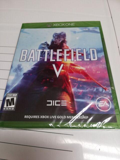 Brand New Battlefield 5 Battlefield V Xbox One Sealed