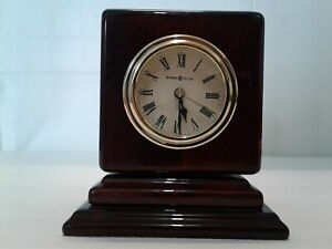Howard-Miller-Reuben-645-408-Desk-Clock-Photo-frame-Hygrometer-Thermometer