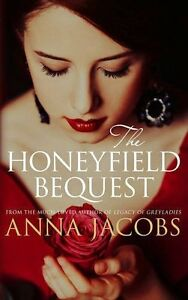 Anna-Jacobs-The-Honeyfield-Bequest-Livre-1-Tout-Neuf-Livraison-Gratuite-Ru