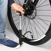 Mini Road Bike Floor Pump Hand Air Pump Bike Tire Ball Inflator Outdoor Od76